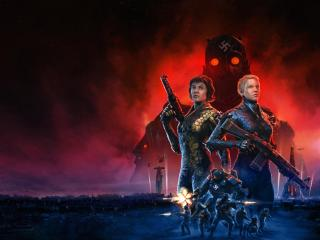 Wolfenstein Youngblood 8K wallpaper