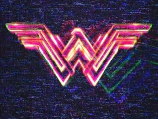 HD Wallpaper | Background Image Wonder Woman 1984 Poster