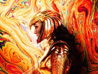 Wonder Woman 1984 wallpaper