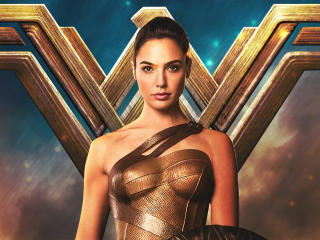 Wonder Woman Amazon Warrior wallpaper