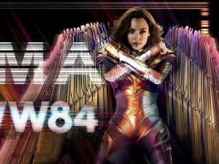 Wonder Woman1984 IMAX Poster wallpaper