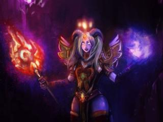 World Of Warcraft Dranie wallpaper