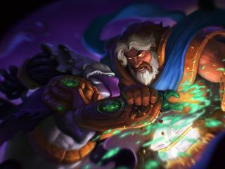 World of Warcraft Heroes of the Storm Zeratul wallpaper