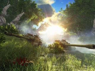 wot, world of tanks, tanks wallpaper