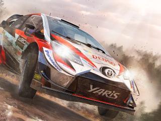 WRC 8 wallpaper