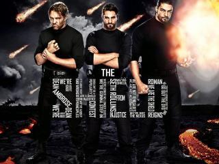 WWE - The Shield wallpaper
