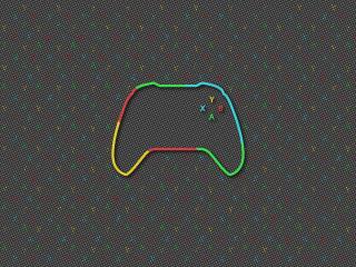 Xbox Controller Minimalist wallpaper