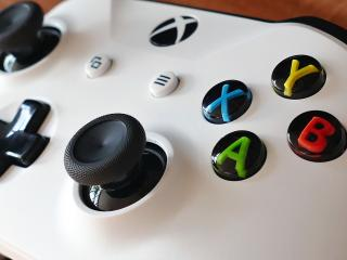 xbox, joystick, console wallpaper