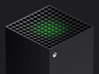 Xbox Series X wallpaper