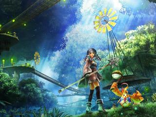 Xenoblade Chronicles Game wallpaper