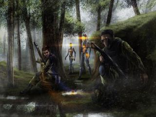 Xera Survival Game wallpaper