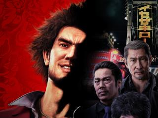 Yakuza Like a Dragon wallpaper