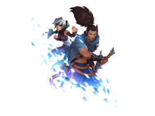 Yasuo League Of Legends Art wallpaper