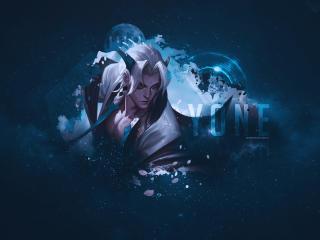 Yone League of Legends wallpaper