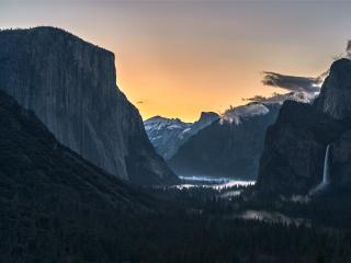 Yosemite National Park HD Mountains wallpaper