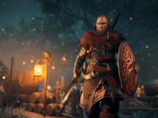YULE Assassin's Creed VALHALLA wallpaper