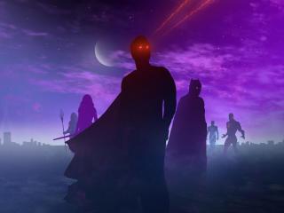 Zack Snyder's Justice League Art 2021 wallpaper