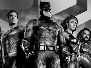 Zack Snyder's Justice League Poster wallpaper