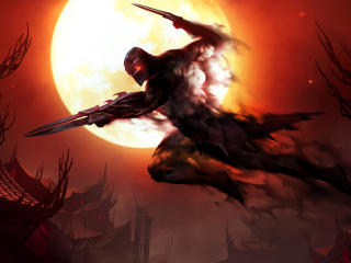 Zed League Of Legends wallpaper