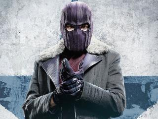 Zemo from The Falcon And The Winter Soldier wallpaper