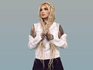 Zhavia Ward 2019 wallpaper