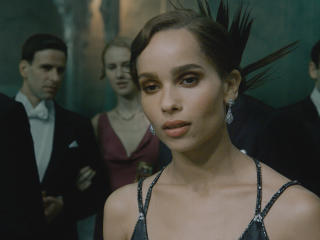 Zoë Kravitz as Leta Lestrange in Fantastic Beasts 2 wallpaper