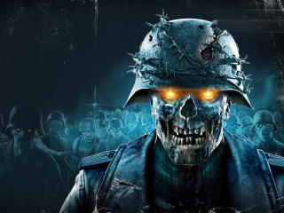 Zombie Army 4 wallpaper