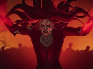 Zombie Wanda What If wallpaper