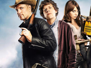 Zombieland Movie wallpaper