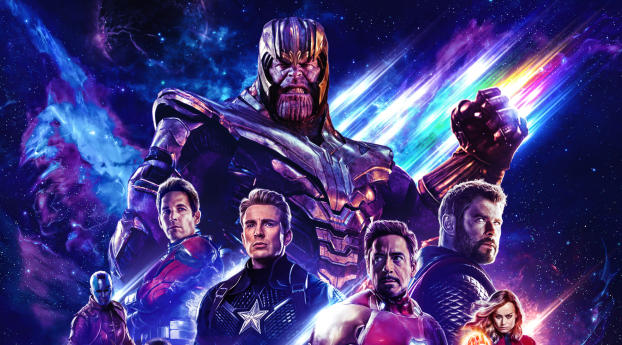 2019  Avengers Endgame Movie Wallpaper 1680x1050 Resolution