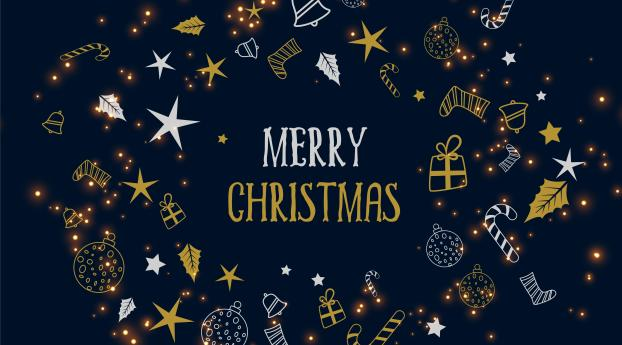HD Wallpaper | Background Image 2019 Merry Christmas