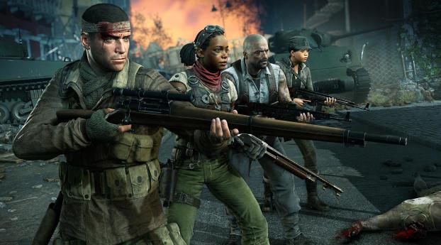 HD Wallpaper | Background Image 2019 Zombie Army Dead War