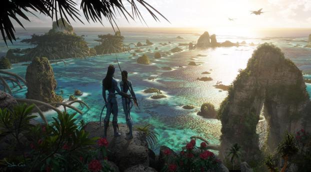 4K Avatar 2 Wallpaper