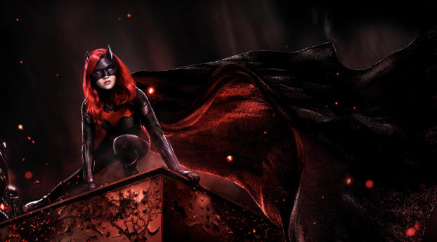HD Wallpaper | Background Image 4K Batwoman