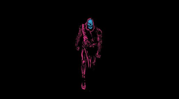 HD Wallpaper | Background Image 4K Black Mask Villain
