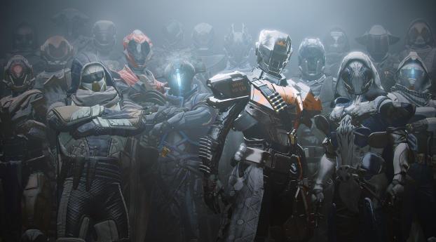 HD Wallpaper | Background Image 4K Destiny 2