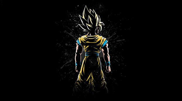 4K Goku Ultra 2020 Wallpaper