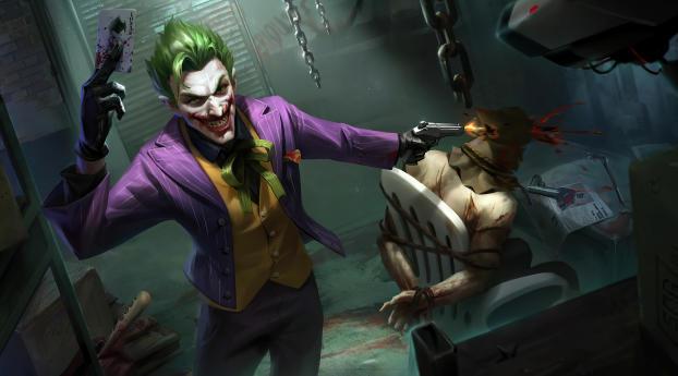 4K Joker 2020 Wallpaper