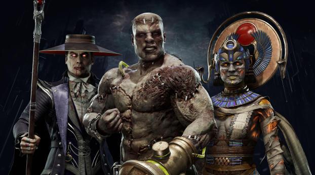4K Mortal Kombat 11 Wallpaper