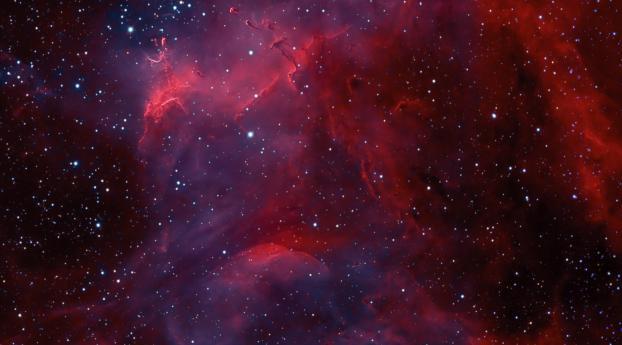 wxl 4k nebula and stars 68976