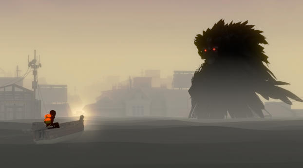 HD Wallpaper | Background Image 4K Sea of Solitude Game