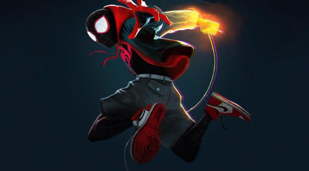 4K Spider-Man Miles Morales 2020 Wallpaper