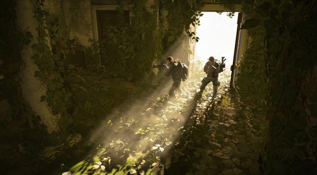 HD Wallpaper   Background Image 4k The Division 2