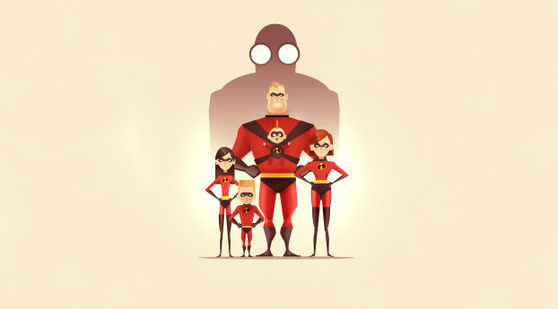 HD Wallpaper | Background Image 4K The Incredibles 2