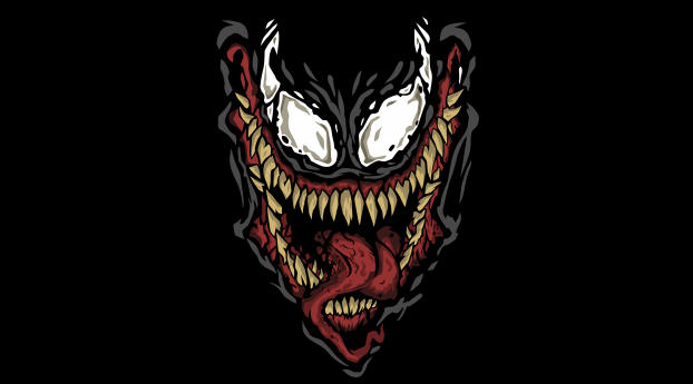 480x854 4k Venom Minimalism Android One Mobile Wallpaper Hd