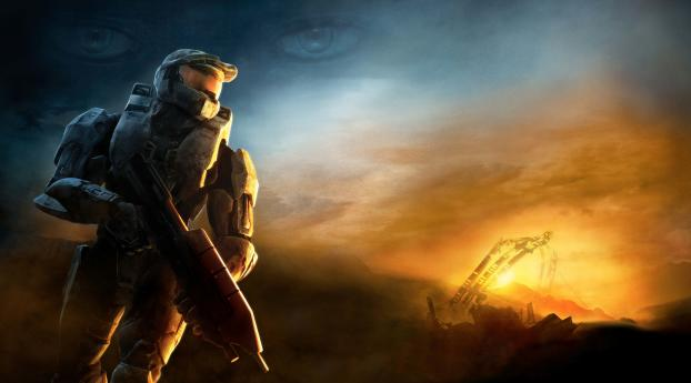 HD Wallpaper | Background Image 8K Halo 3