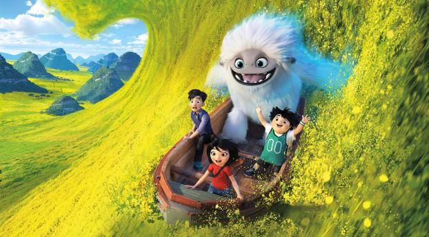 HD Wallpaper | Background Image Abominable Movie