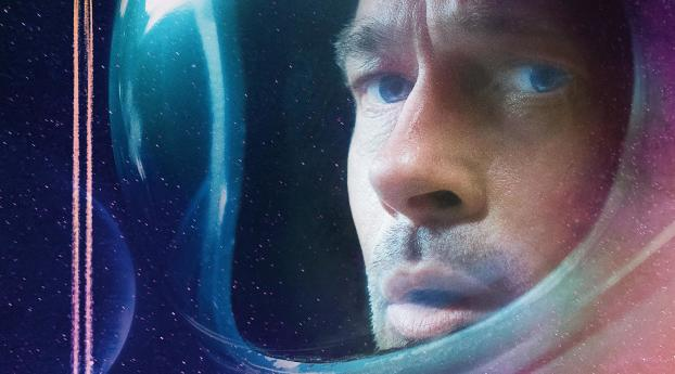 HD Wallpaper | Background Image Ad Astra 2019 Movie