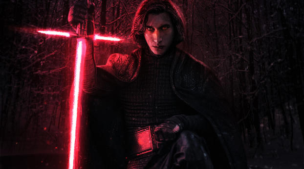 HD Wallpaper | Background Image Adam Driver Kylo Ren