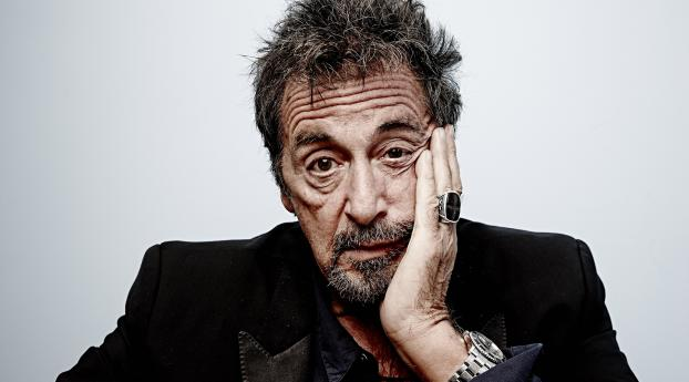 al pacino, actor, face Wallpaper